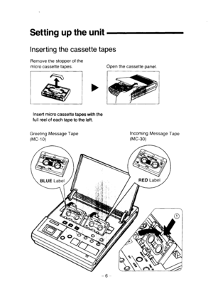 Panasonic Kx T5100 Operating Instructions Manual