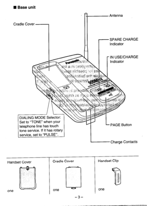 Panasonic Kx T950 Operating Instructions Manual