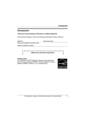 Panasonic Kx Tg5621 Operating Instructions Manual