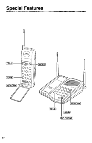 Panasonic Kx Tcs970 Operating Instructions Manual