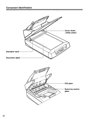 Panasonic High Speed Scanner Kv S6040w Operating Instructions