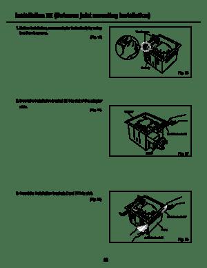 Panasonic Ventilating Fan Fv 07vql3 Installation Instructions