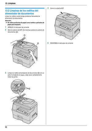 Panasonic Printer Kx Mb3010 Kx Mb3020 Spanish Version Manual