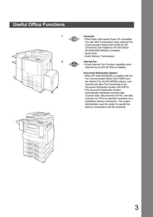 Panasonic Digital Imaging Systems DP-2310/3010/3510/3520