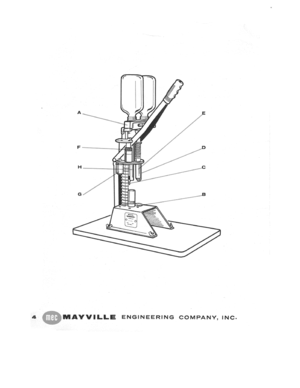 Mec Super Speeder 400 Instructions Manual