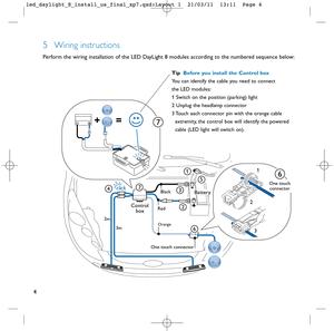 Philips Daylight 8 Manual