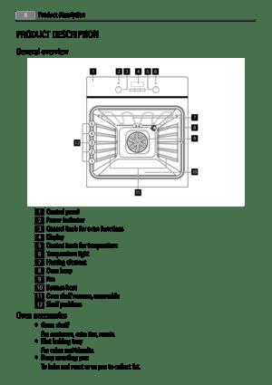 AEG B4101-5 User Manual