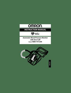 ReliOn Bp200 Hem 741crel 3 Manual