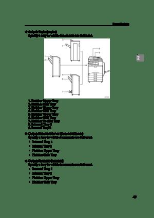 Ricoh Mp C4500 Instruction Manual