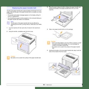 Samsung CLP 610ND User Manual