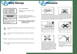 Samsung Ht Dl200 Instruction Manual