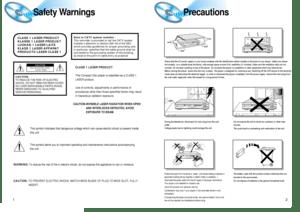 Samsung Ht Dm550 Instruction Manual