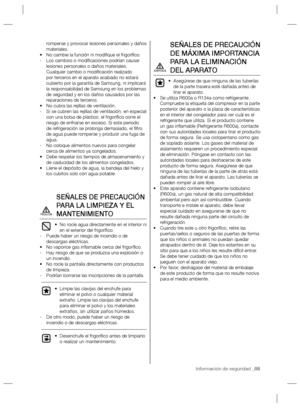 Samsung Rl 55 Vgbih Spanish Version Manual