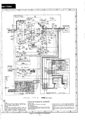 Sharp Sm 7700 H Service Manual