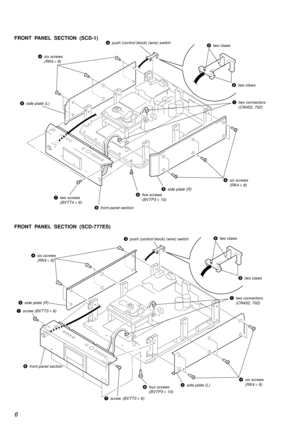 Sony Scd-1 Service Manual