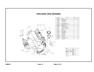 Sunbeam Em6910 Service Manual