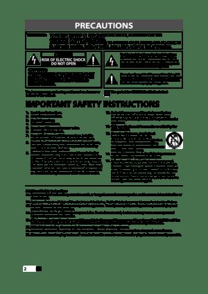 Toshiba Dvr5su Owners Manual
