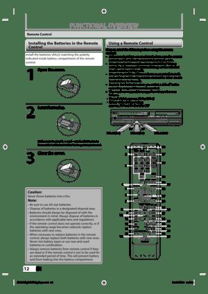 Toshiba D Vr7kc2 Owner Manual