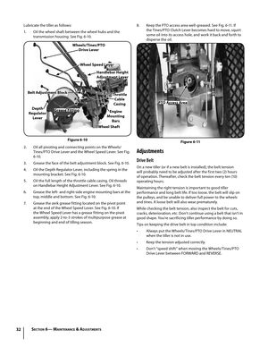 Troy-Bilt 7 Hp Horse Manual