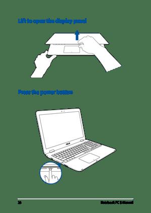 ASUS VivoBook Flip TP501UA User Manual