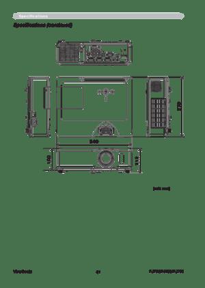 ViewSonic Pj759 Projector User Manual