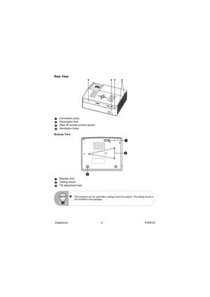 ViewSonic Pj551d Projector User Manual