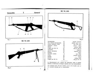 Beretta AR. 70/.223 Instruction Manual