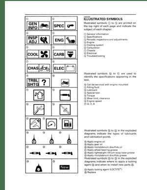 Yamaha XVS650 VSTAR DRAGSTAR User Manual