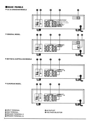 Yamaha M-70 Service Manual
