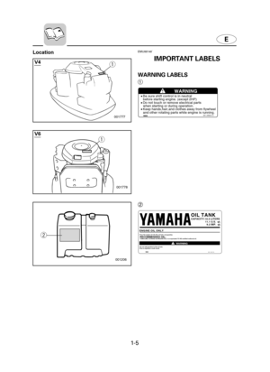 Yamaha 115 C Service Manual