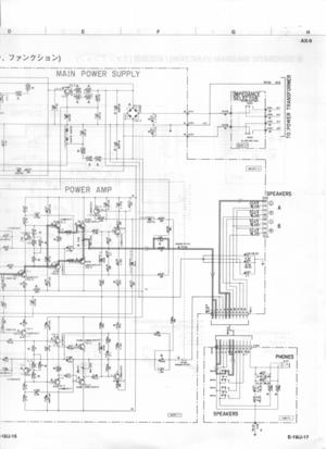Yamaha Ax-9 Service Manual