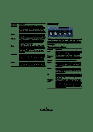 Steinberg Cubase Studio 4 Plug In Reference Studio Manual