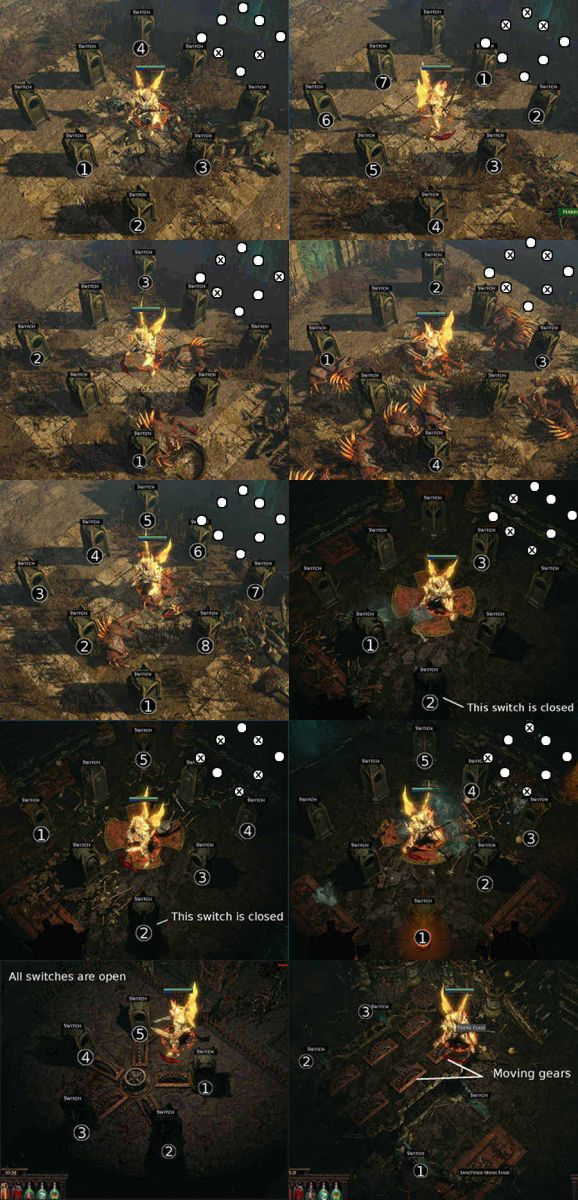 Path Of Exile Labyrinth Layout : exile, labyrinth, layout, Steps, Introduce, Delve, Labyrinth, Guide, U4gm.com