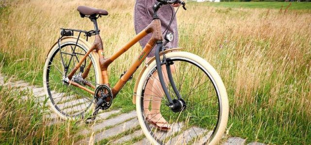Bamboo bicycles: my boo