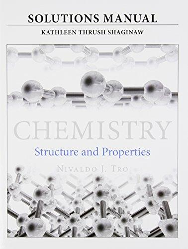 Tro chemistry solutions manual PDF download