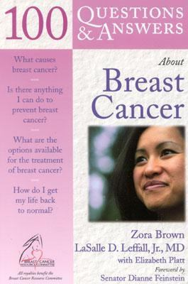 100 Questions and Answers About Breast Cancer   Rent ...