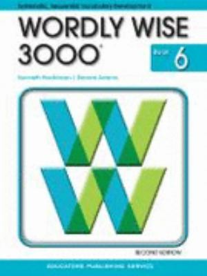 Wordly Wise Book 6 2nd Edition