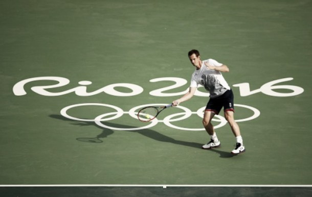Rio 2016: Andy Murray eyeing second gold medal after SW19 success