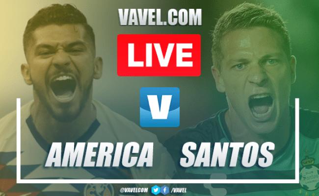 Club America Vs Santos Live Stream 1 0 Vavel