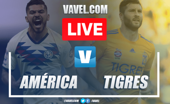 América Vs Tigres Live Stream Online And Score Updates 1