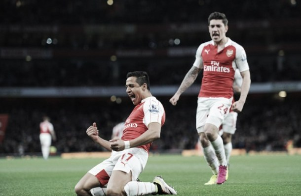 Arsenal 2-0 West Bromwich Albion: Sánchez' brace gives Emirates crowd much-needed respite