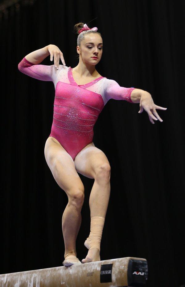 Gabby Douglas Maggie Nichols Win Gold  Silver At