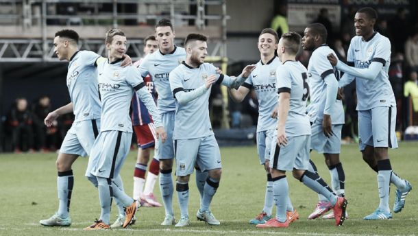 City's young stars aiming for success in UEFA Youth League