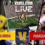 Colombia Vs Paraguay Live Stream Updates And Scores Of