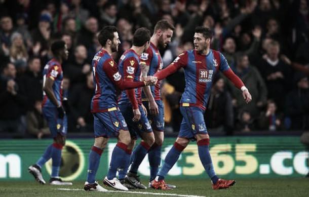 Crystal Palace 1-0 Southampton: Cabaye extends Saints' winless run