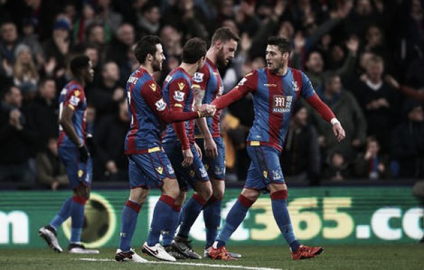 Crystal Palace 1-0 Southampton: Cabaye extends Saints' winless run