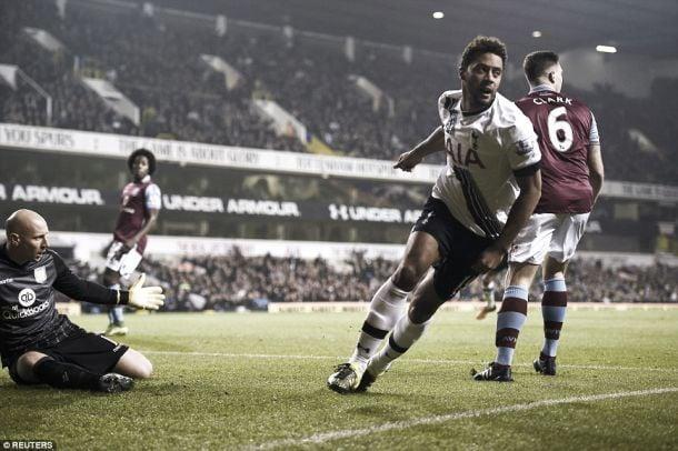 Tottenham Hotspur 3-1 Aston Villa: Garde watches on as Villa lose seventh in a row
