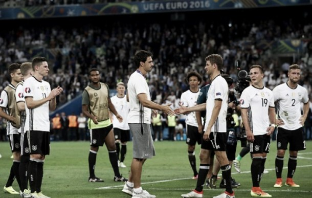 Opinion: Germany can keep their heads held high despite semi-final frustration