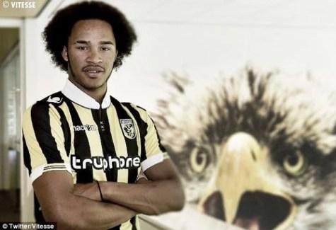 Isaiah Brown joins Vitesse on season-long loan deal