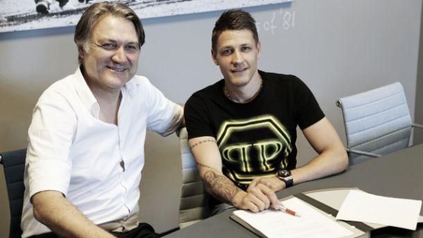 Ilicevic renova com o Hamburgo até o final da próxima temporada